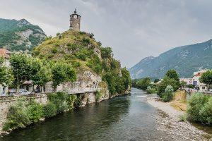 Tour du Castella - Tarascon