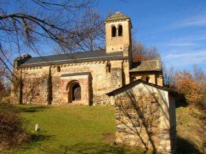 Chapelle St Paul d'Arnave