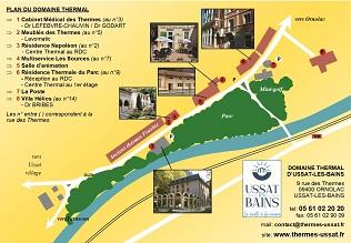Plan du Domaine